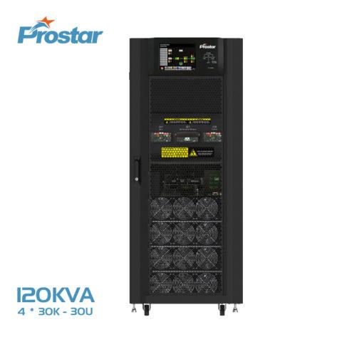 120 kVA modular ups