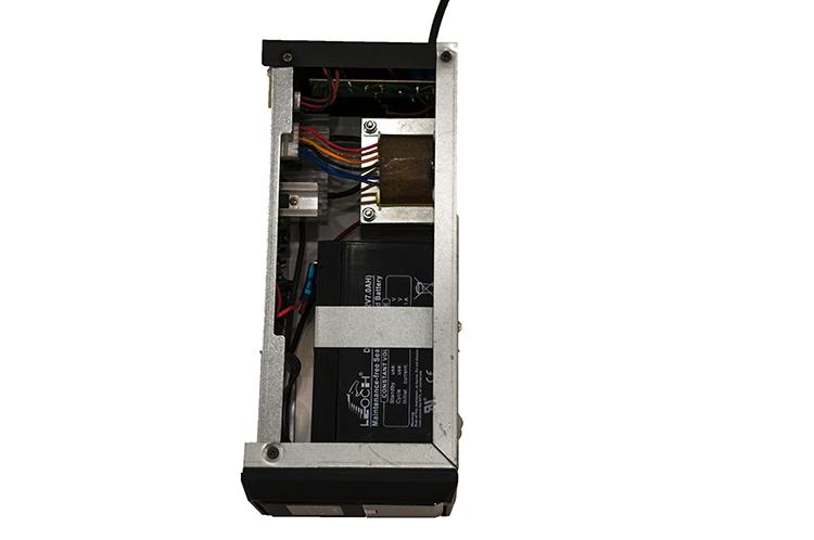 Prostar UPS built-in battery
