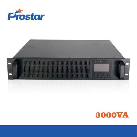 Prostar PLR3K 3U rack mount line interactive sine wave ups 3000va