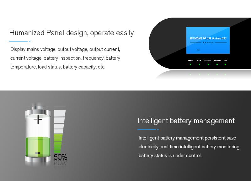 Prostar Neptune 31 Online UPS Operation and Battery Management