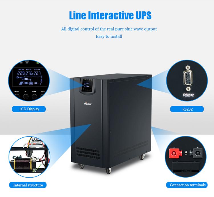 smart line interactive ups