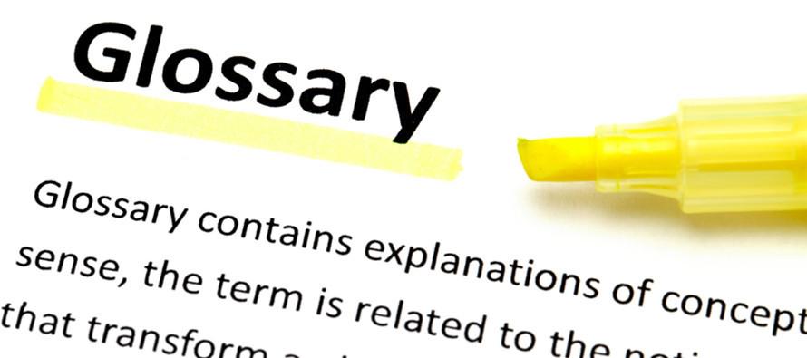 ups technical glossary