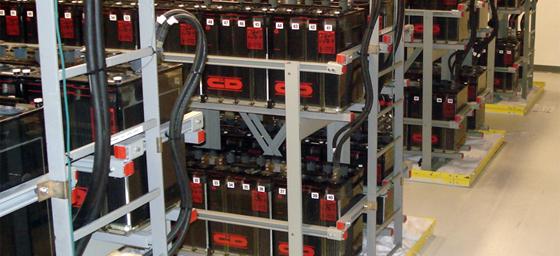 UPS battery critical power solutions